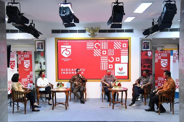 Heru Budi Hartono Ungkap Rangkaian Acara Peringatan HUT RI ke 75 Selama Agustus 2020