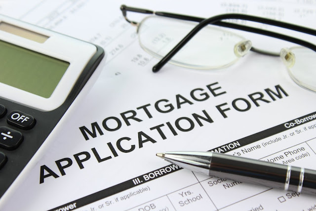 mortgage application form, mortgage
