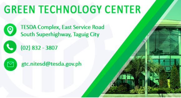 FREE Training: TESDA GTC offers Landscape Installation Maintenance and Photovoltaic System Installation
