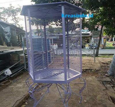 Jasa Pembuatan Kandang Besi untuk Berbagai macam Burung di Jakarta