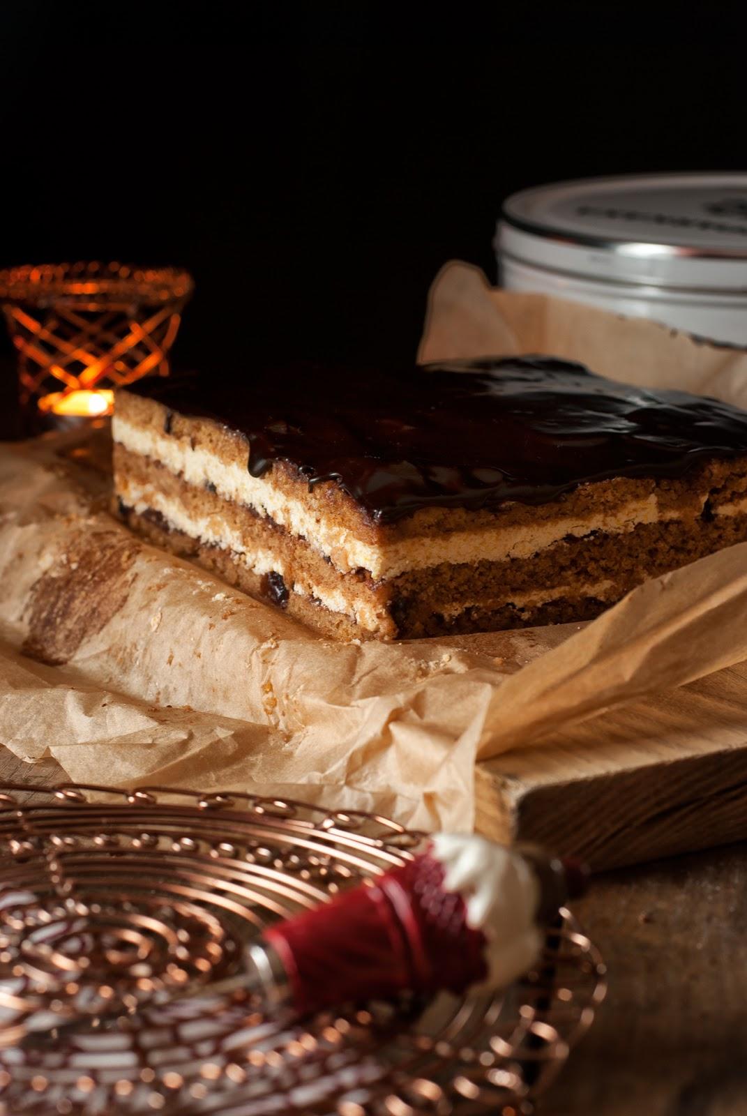 Ciasto królewskie bez glutenu