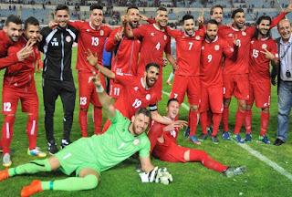 اهداف مباراة لبنان وكوريا الشمالية اليوم 17/1/2019 AFC Asian Cup Lebanon vs North Korea