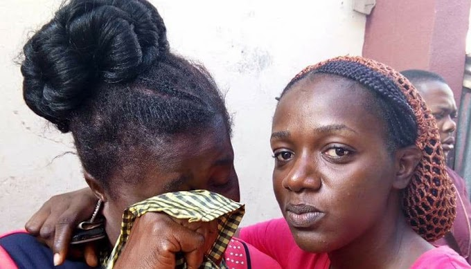 Food Seller Accused Of Using Mortuary Water To Cook At Oko Polytechnic