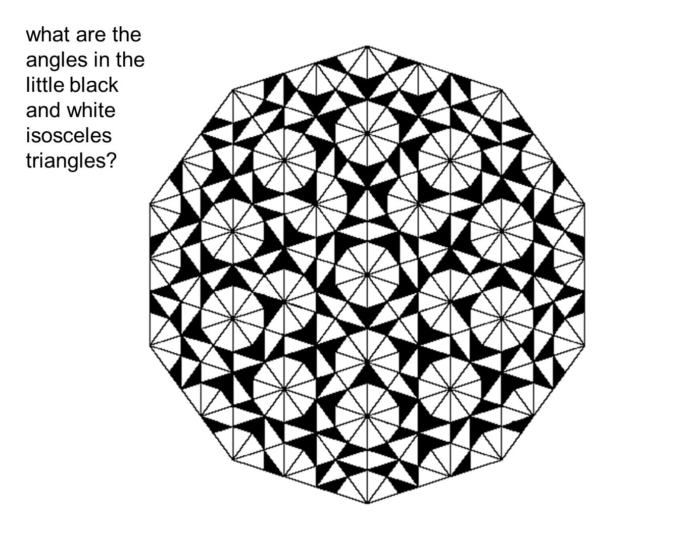 MEDIAN Don Steward mathematics teaching: isosceles triangles