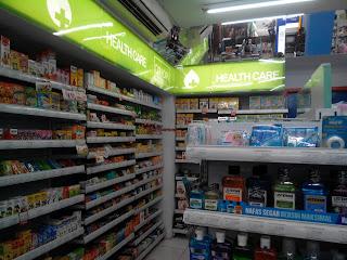 Produk-produk Kesehatan yang tersedia di Dan+Dan Store