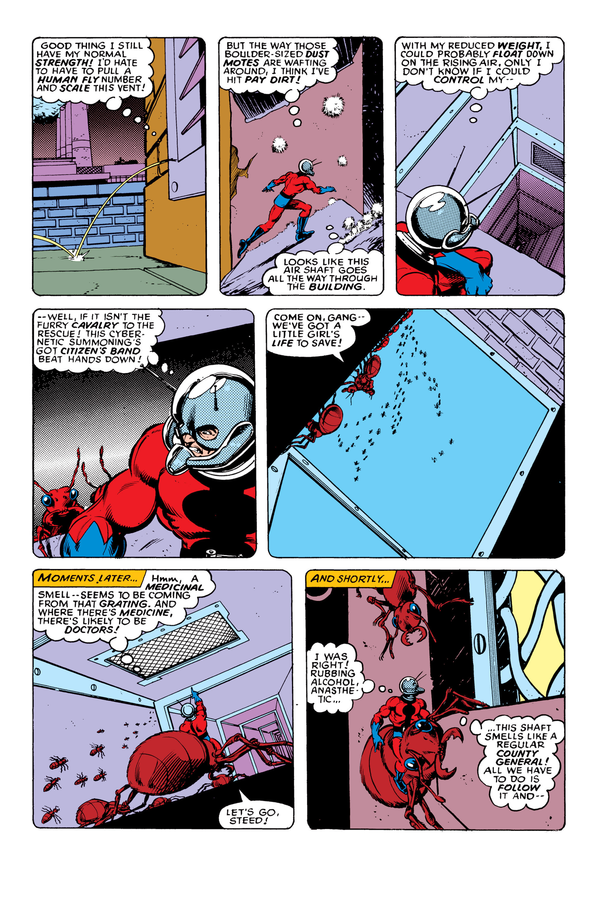 Read online Ant-Man comic -  Issue #Ant-Man _TPB - 15