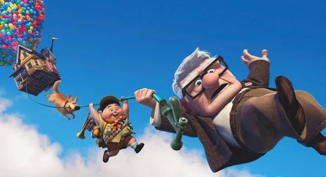daftar film disney pixar terbaik terbaru