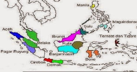 Kerajaan Kerajaan Islam Di Berbagai Nusantara Indonesia Materi Ips Tema 7 Kelas 5 5a Min 1 Kolut