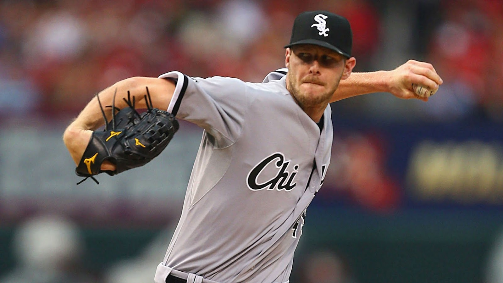 CHRIS SALE 3