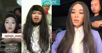 6 Video Parodi 'Cintakah Aku - Lucinta Luna' yang Bikin Ngakak Sampe Kejang