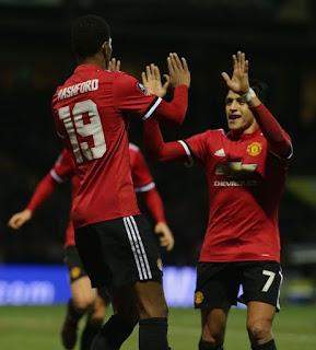 Sport: What Rashford must learn from Alexis Sanchez – Mourinho