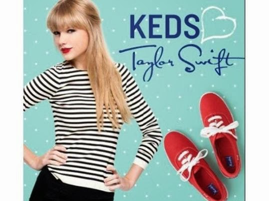 OOTD: Taylor Swift and KEDS