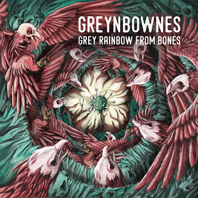 Greynbownes - Grey rainbow from bones (downtuned magazine)