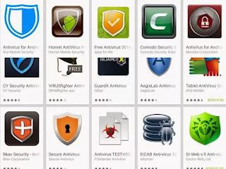 Hindari Untuk Install Aplikasi Antivirus Abal-Abal Pada Android Kalian