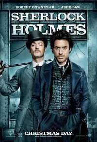 Sherlock Holmes (2009) Hindi Dual Audio Movie Download 400mb BRrip 480p
