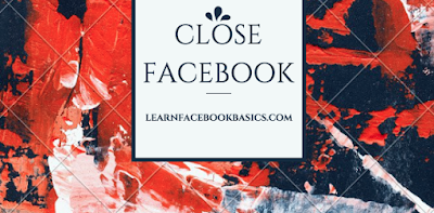 How to Close Facebook Account Permanently