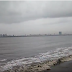 Dadar - Mumbai Sea Shore During Mansoon 2016