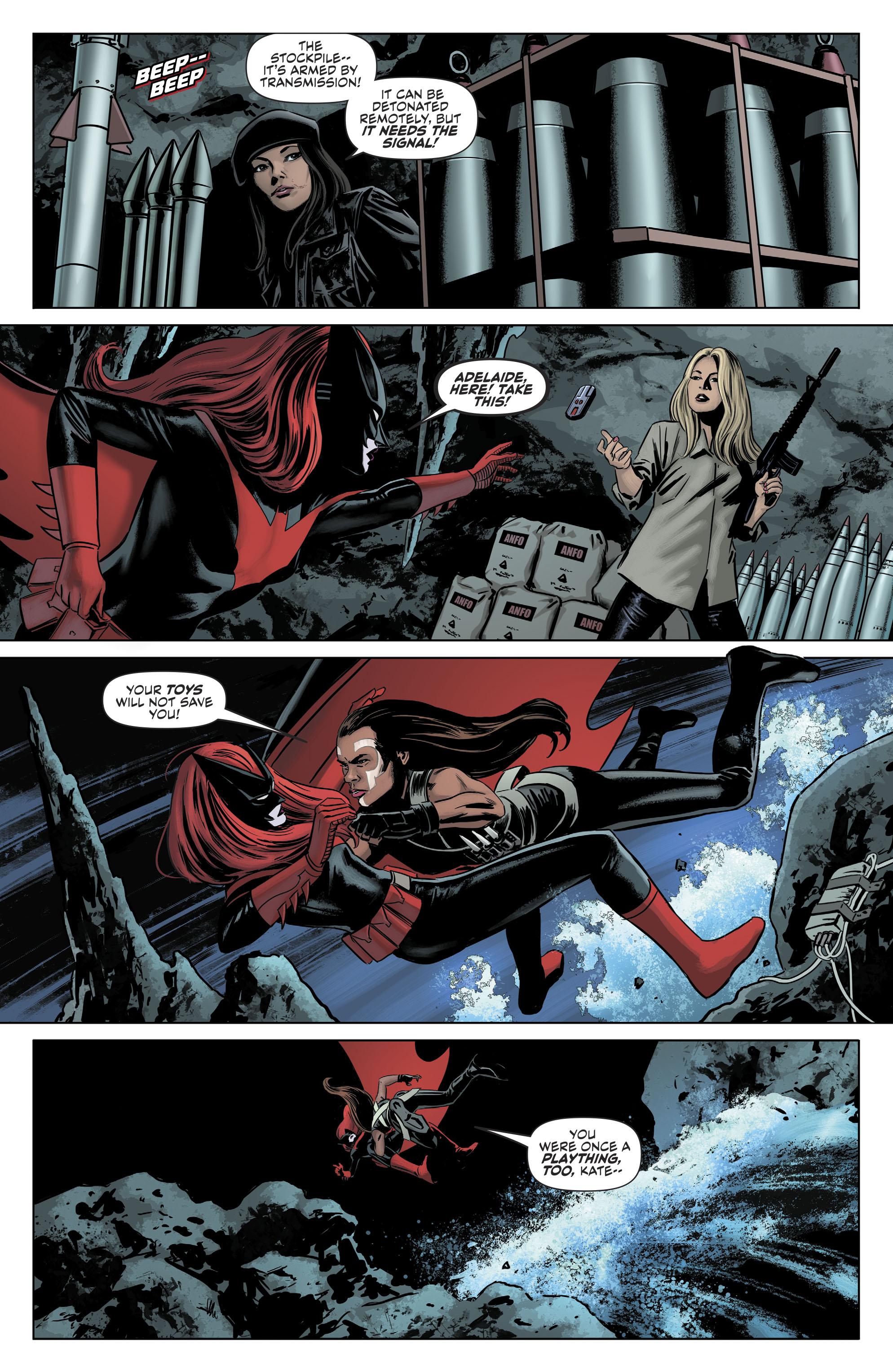 Read online Batwoman (2017) comic -  Issue #4 - 8
