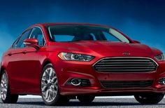 marca automovil ford mondeo