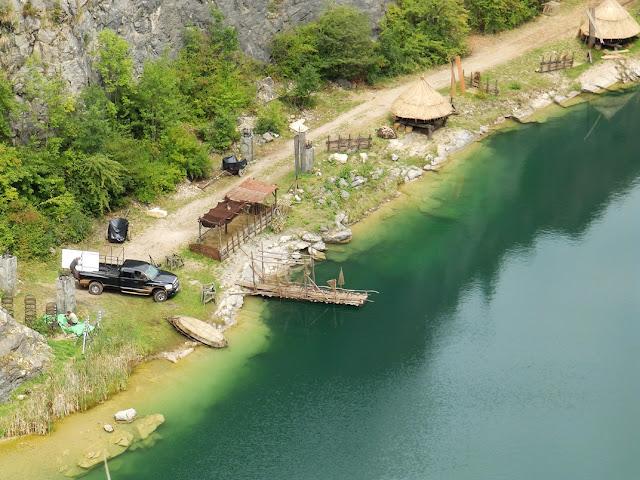 Czech Grand Canyon/ Velka Amerika in summer