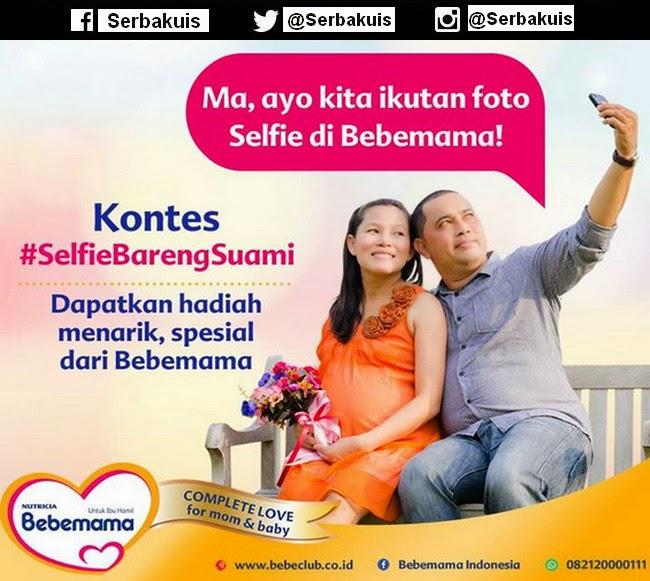 Selfie Bareng Suami
