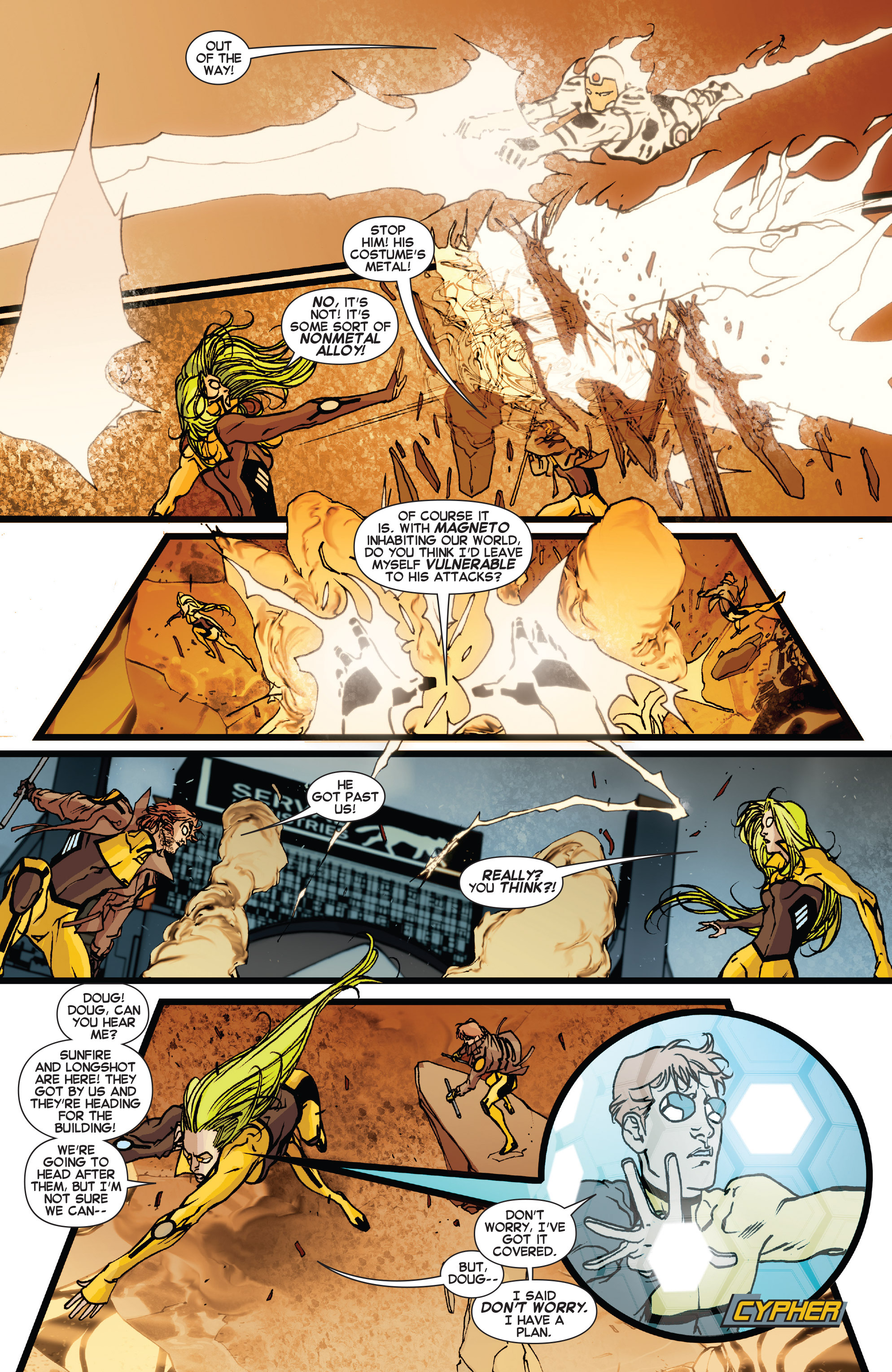 Read online All-New X-Factor comic -  Issue #17 - 13