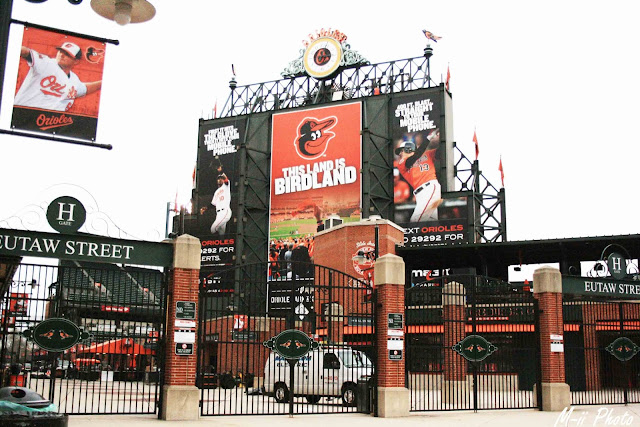 My Travel Background : A la découverte de Batimore, Orioles