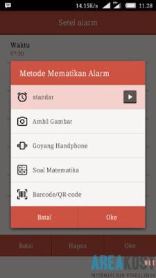 Aplikasi Alarm Paling Mengganggu Sedunia
