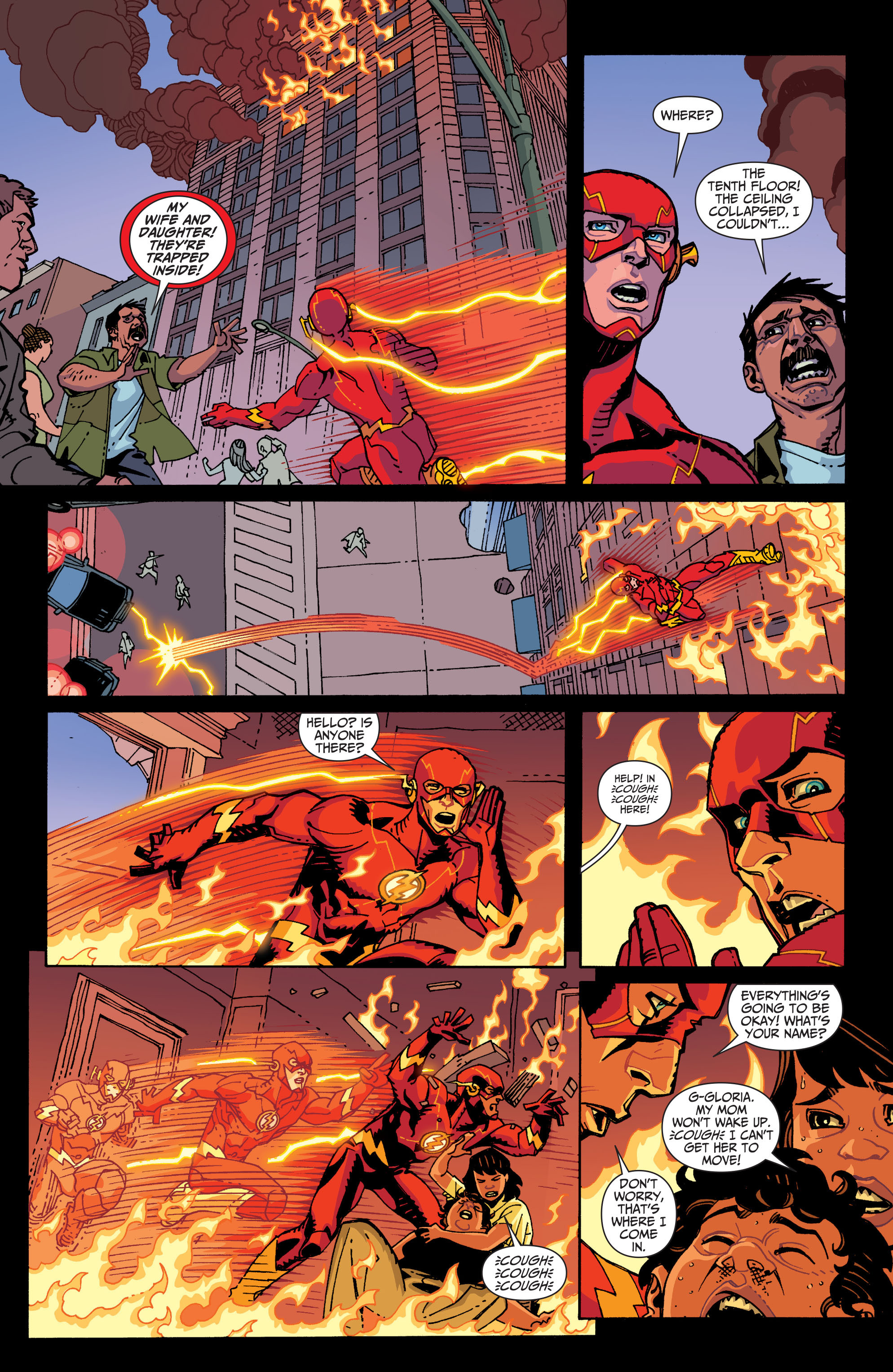Read online The Flash (2011) comic -  Issue # Annual 2 - 33