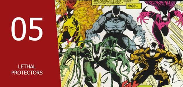 siapa riot adalah musuh venom, kekuatan riot villain film venom