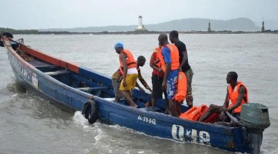 More Than 5 Passengers Rescued As Boat Capsizes In Lagos