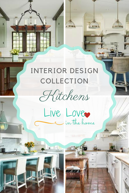 Interior design photos Kitchen Collection / Live Love in the Home