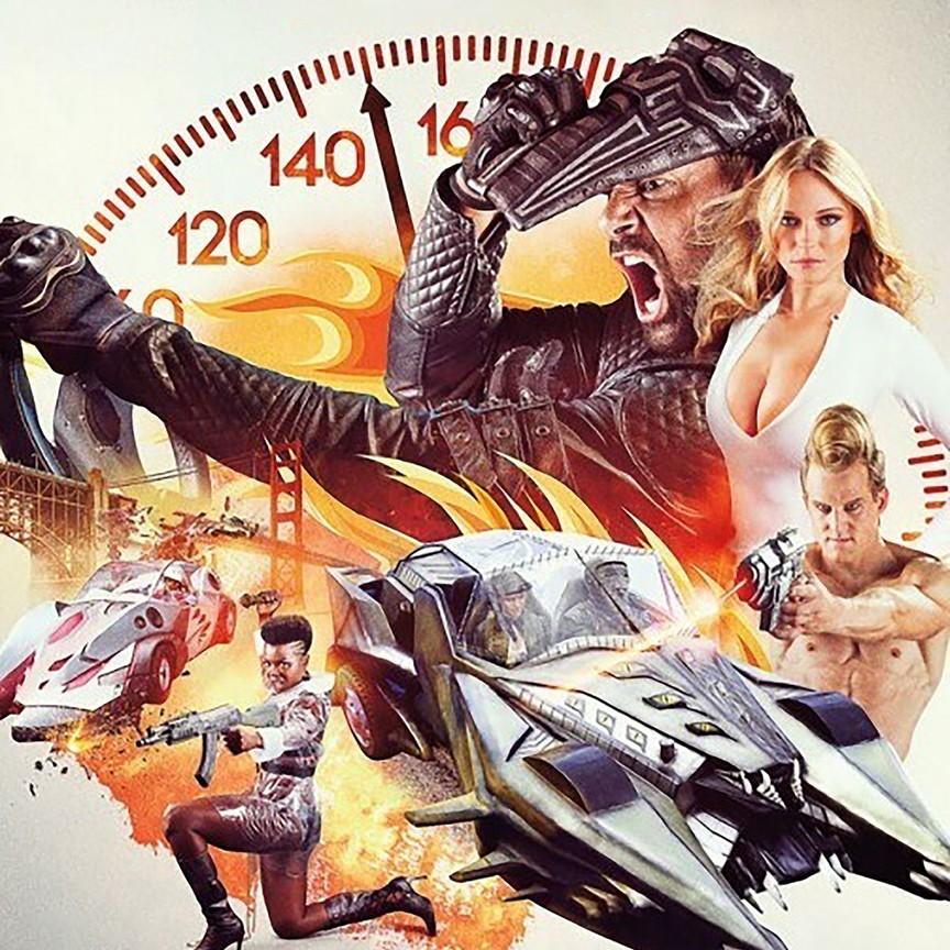 Death Race 2050