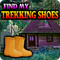 AvmGames Find My Trekking Shoes