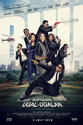 Download Film Bodyguard Ugal-Ugalan (2018)