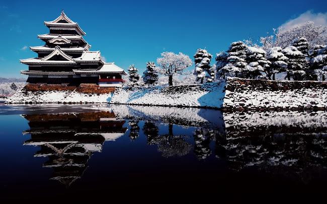 Bộ Sưu Tập Hình Nền Thiên Nhiên Japan