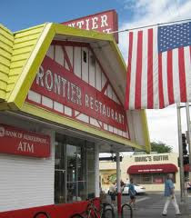 Keeping it Local in Albuquerque - The Frontier Restaurant