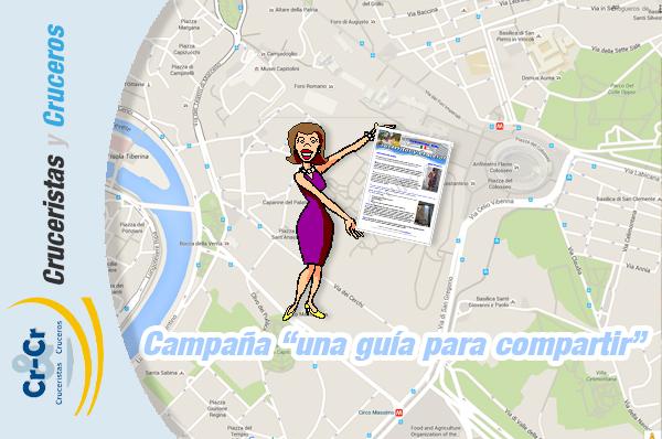 """GUÍAS DE VIAJES - Campaña """"una guía para compartir"""""""