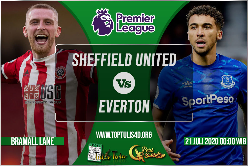 Prediksi Sheffield United vs Everton 21 Juli 2020