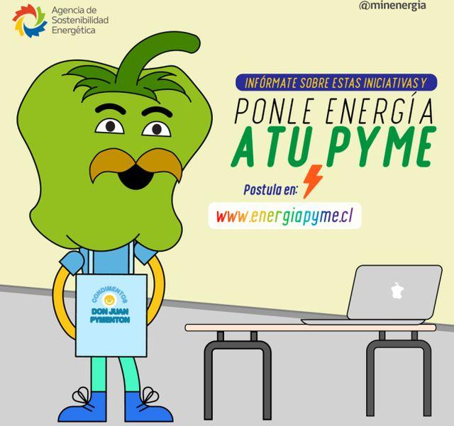Ponle Energía a tu Pyme