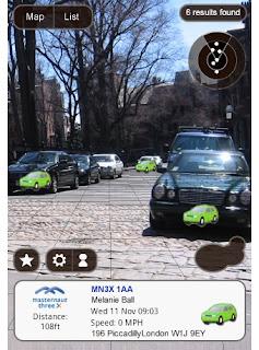 تحميل تطبيق Layar Reality Browser لاكتشاف الأماكن حولك