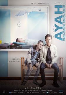 Download film Indonesia Ayah Menyayangi Tanpa Akhir 2015