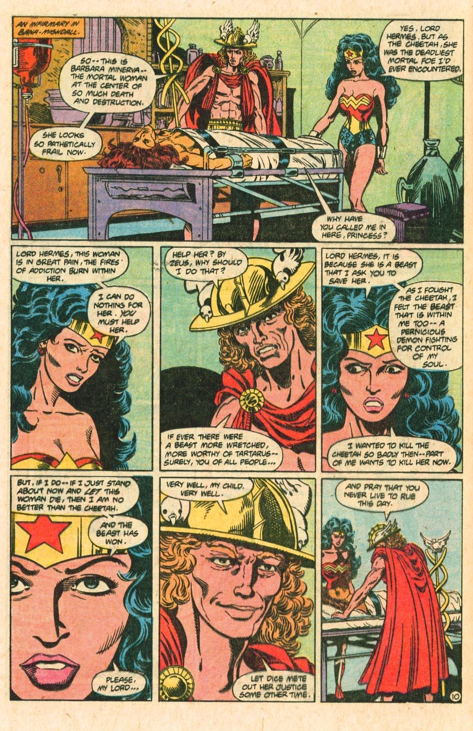 Read online Wonder Woman (1987) comic -  Issue #34 - 11