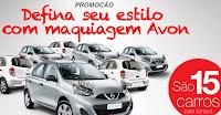 Promoção Defina seu estilo AVON www.definaseuestiloavon.com.br