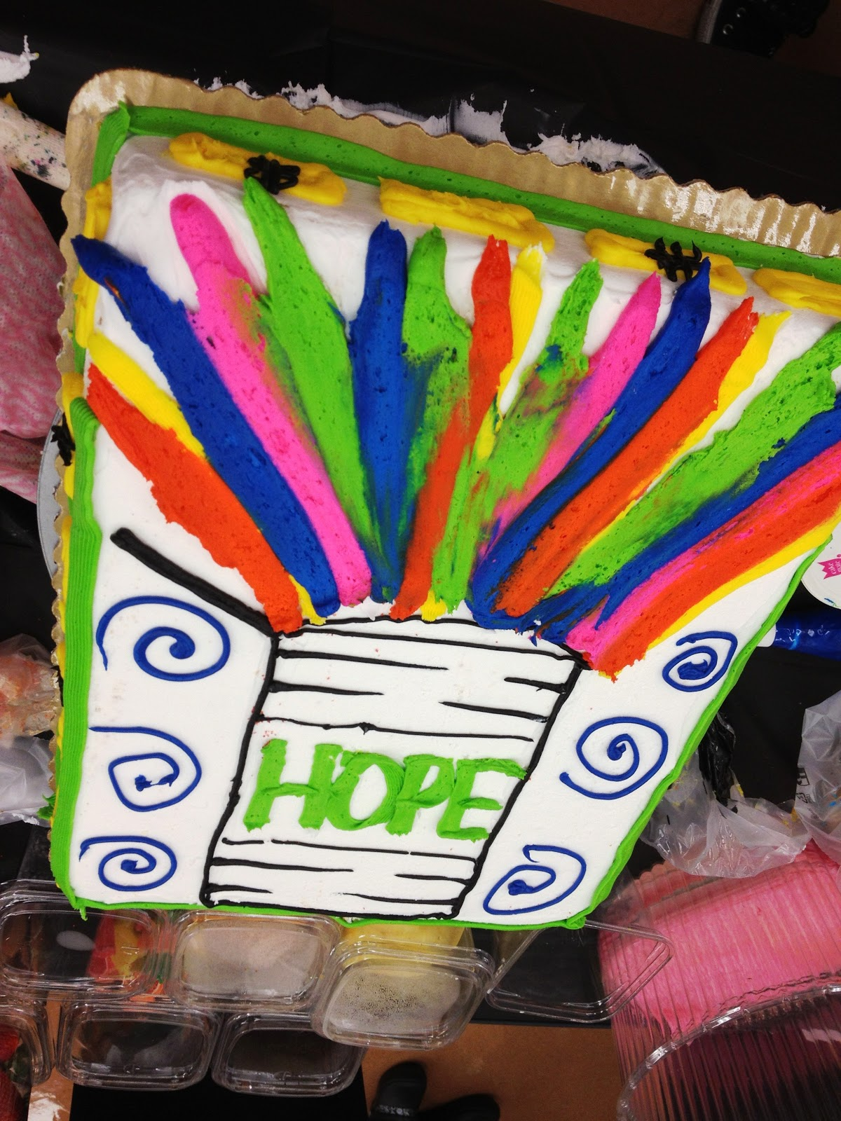 Krogers Cake Off Kicks The Bringing Hope To Table Campaign You Can Help Now Until June 9 Fight Hunger