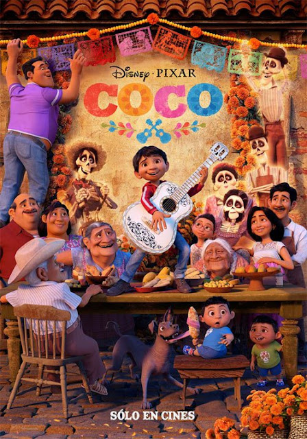Cartel Coco Disney