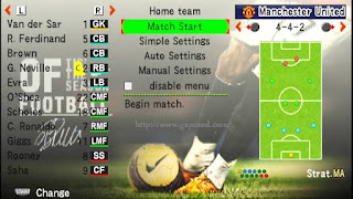 Download Pro Evolution Soccer PES 6 ISO PSP Android