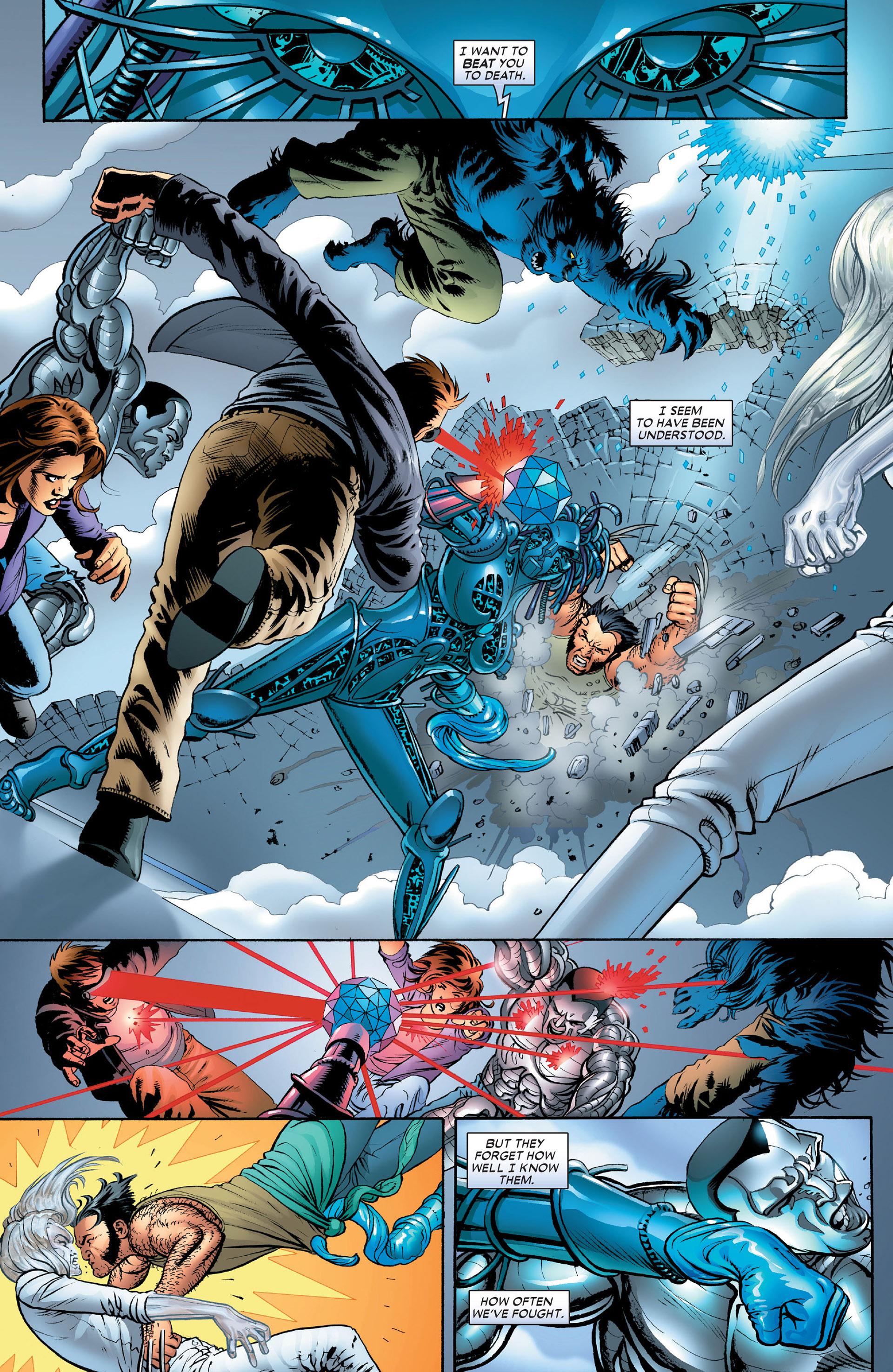 Read online Astonishing X-Men (2004) comic -  Issue #10 - 8