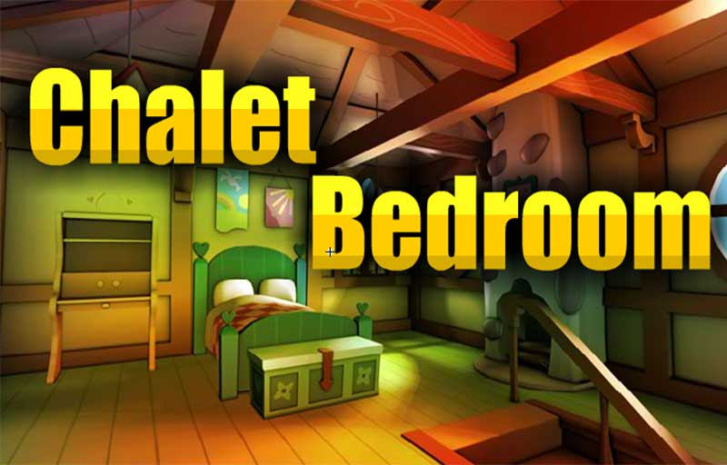 AVM Games Walkthrough: Chalet Bedroom Escape