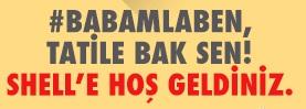 Shell Babalar Günü Kampanyası
